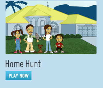 Home Hunt Game