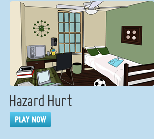 Hazard Hunt Game