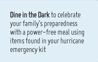 Build a 72-hour hurricane emergency kit with family needs in mind, and then bling it out to reflect your family's personality
