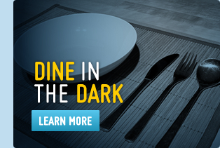 Dine in the dark button