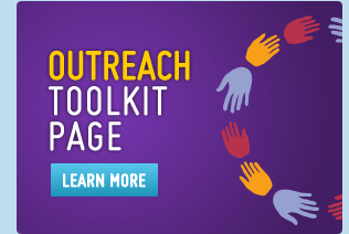 Outreach Toolkit Page button
